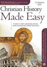 Christian History Made Easy 12-session DVD-based study Complete Kit