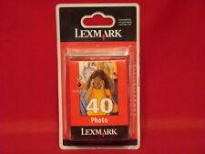 Cartouche d'encre Lexmark 40 lot de quatre - produit original