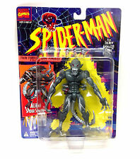 "Vintage 90's Marvel Comics Spiderman Cartoon SPIDERSLAYER 5"" Villain figure toy"