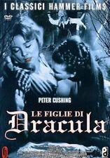 Dvd Le Figlie Di Dracula (1971) - Horror....NUOVO