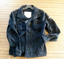 ABERCROMBIE & FITCH…. Men's OUTERWEAR … Size M   NavyBlue