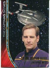 Star Trek 50th Anniversary 2017 Casetopper Captains Chase Card Captain Jonath