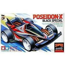 TAMIYA 1:32 MINI 4WD POSEIDON XBLACK SPECIAL SUPER MINI 4WD SERIES  ART 94584