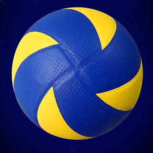 Beach Volleyball Pu Leather Indoor Outdoor Ball Game Pool Gym Match Play