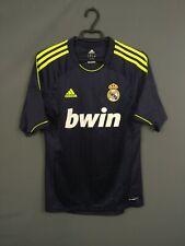 Real Madrid Camiseta 2012 2013 Visitante S Camisa adidas Fútbol Soccer X21992