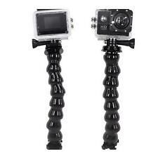 Universal Flexible Clamp Arm Mount Bent Goose Neck Hose For GoPro Hero 3/3+/4