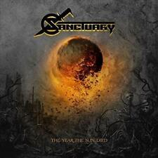 Sanctuary - The Year The Sun Died - Limited Edition (NEW CD)