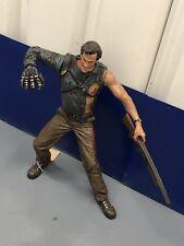 "McFarlane Toys Evil Dead Army of Darkness-Ash 18"" Figura Rara Sensor De Movimiento 39"