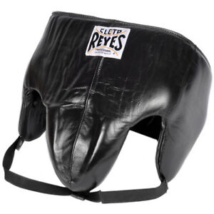 Cleto Reyes Kidney and Foul Padded Boxing Protective Cup - Black