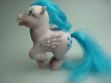 G1 My Little Pony SPRINKLES, Pegasus with Duck markings 1983 Haasbro
