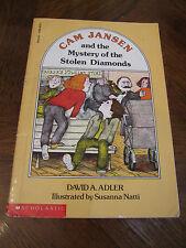 Fiction Cam Jansen: The Mystery of the Stolen Diamonds 1 David A. Adler 1980