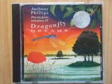 ANTHONY PHILLIPS CD: DRAGONFLY DREAMS/PRIVATE PARTS AND PIECES IX (BP-229-CD)