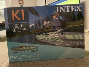Intex Challenger Kayak - New And Sealed