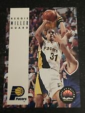 Reggie Miller Card,Incredible Condition 9.5(1993) Indiana Pacers