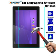 Tempered Glass Screen Protector Film For Sony Xperia Z2 Tablet 10.1 SGP541/521