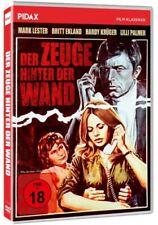Der Zeuge hinter der Wand *DVD Psychothriller Hardy Kru?ger Lilli Palmer * Pidax