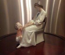 Mint Bing & Grondahl B & G 1642 Dickie'S Mama Mother Child Porcelain Figurine