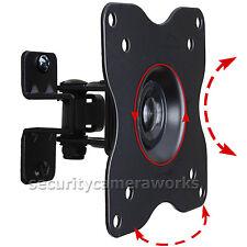 Tilt Swivel TV Wall Mount Bracket for LG Vizio 19 22 24 27 29LCD LED Monitor BW2