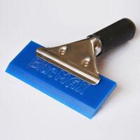 Blue Max Gummi Rakel Griff Fenster Tönungs FolienTint Tool Soft Wasser Schaber