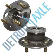 2 Rear Wheel Bearing Hub for 2002 2003 Honda Civic Si Hatchback 3-Door Only
