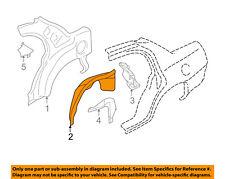 Quarter Panel-Rear Fender Wheelhouse Wheel Well Liner Right 3W1Z5427886AA