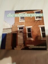 "The Wonder Years - Manton Street 7"" EP 2013 ORANGE vinyl"