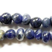 Cape Amethyst Smooth Nugget Beads 8-10mm Lilac//Grey 45 Pcs Gemstones Jewellery