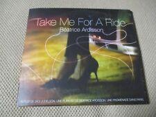 "COF CD + DVD DIG ""TAKE ME FOR A RIDE (promenade dans Paris)"" Beatrice Ardisson"