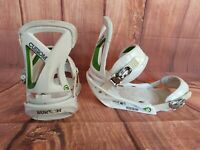 snowboard bindings BURTON CUSTOM size L #London 1110