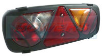 RUBBOLITE SDC DON BUR LAWRENCE DAVID MONTRACON REAR RIGHT R/H TRAILER LIGHT LAMP