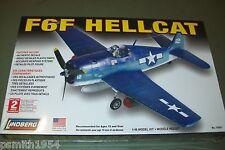 LINDBERG Grumman F6F HELLCAT SCALA 1:48 KIT