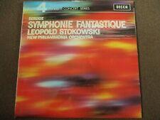 BERLIOZ - SYMPHONIE FANTASTIQUE - STOKOWSKI - LP - DECCA - PFS 4160 - UK - 1969