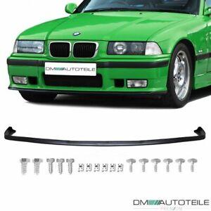 Lip spoiler GT Evo Splitter fits BMW E36 M3 M-Sport Bumper all Models ABS 90-99
