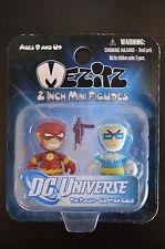 Mez-itz 2 inch Mini Figures - The Flash  & Captain Cold