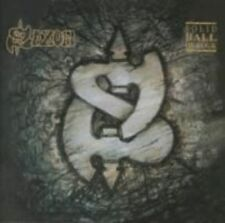 Solid Ball of Rock 0740155501730 by Saxon CD