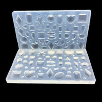 1pc Creative Polymer Clay Silicone Mold Resin Epoxy Jewelry Making Tool for Home