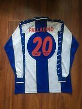 LIVORNO FOOTBALL SHIRT 2005-2006 JERSEY #20 PALLADINO