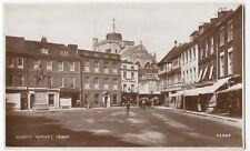 Hampshire; Romsey, Market Place PPC, 1926 PMK, By Photochrom