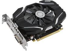 MSI GeForce GTX 1050 DirectX 12 GTX 1050 2G OC 2GB 128-Bit GDDR5 PCI Express 3.0