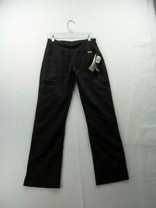 Grey's Anatomy By Barco Women's Active Scrub Pants Size XS Inseam 31.5 Black NWT