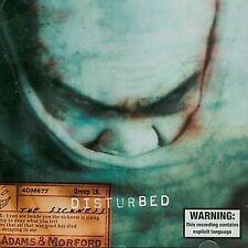 Disturbed - The Sickness [Bonus Tracks] [PA] (CD, Aug-2002, Wea/Warner)