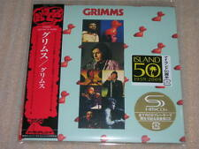 GRIMMS JAPAN mini lp SHM CD Bonzo Dog Band Scaffold Mike McGear Roger McGough