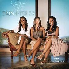 TRIN-I-TEE 5:7 - T57 Deluxe - CD - Enhanced - New