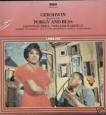 Gershwin PORGY AND BESS Price Warfield Henson Webb - LP