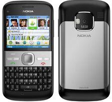 NOKIA Nuovo di Zecca E5-00 Sbloccato Telefono-Bluetooth-Fotocamera 5MP-WIFI - 3 G