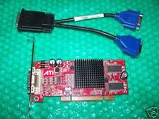 ATI FireMV 2200 64MB Dual Display PCI Video Card +Cable