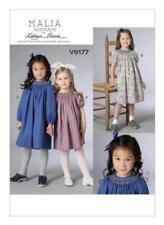 Child Female Dress Sewing Patterns