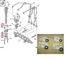 Injektor dichtring unterlegscheiben Passt für PEUGEOT CITROEN VOLVO 1.6HDI 1.6D