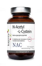 NAC  N-Acetyl-L-Cystein  (60 Kapseln) Nahrungsergänzungsmittel