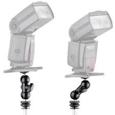 Neewer D Type Flash Bracket Hot Shoe Swivel Light Mount Holder Bracket